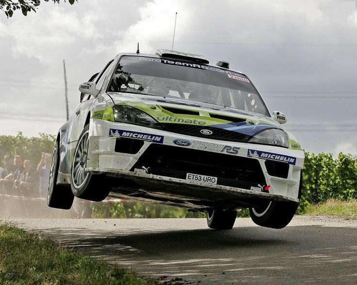ra Roman Kresta-Jan Tománec-Ford Focus RS WRC 04 Gr.A8-BP Ford World Rally Team-OMV ADAC Rallye Deutschland 2005