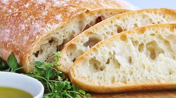 вкусные рецепты итальянского хлеба