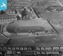 Hampden Park Football Ground, Queen's Park Football Club, Mount Florida, Glasgow...