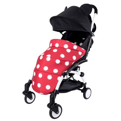 Yoyo cover yoya baby cart vovo umbrella wind cold to keep warm in winter set of child safety car foot mask