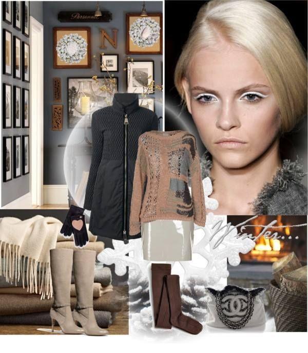 Winter Fashion Trend 2013