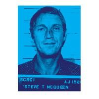 Just Steve By Russell Marshall: Category: Art Currency: GBP Price: GBP325.00 Retail Price: 325.00 In 1972, actor Steve McQueen was arrested…