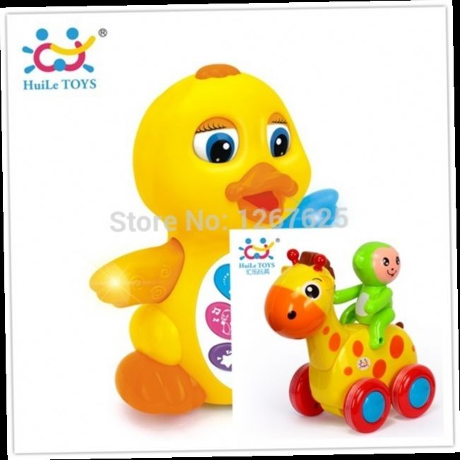 44.40$  Watch here - http://ali0v2.worldwells.pw/go.php?t=2012155920 - Child Puzzle Toys Bebe Electric Swing Duck Brinquedos para Interia Animis Baby Toys Free Shipping 808 & 366E 44.40$