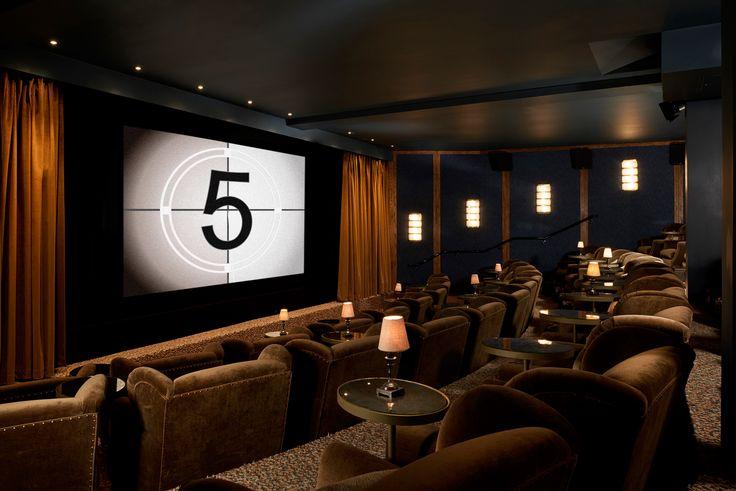 Soho House Electric Cinema London