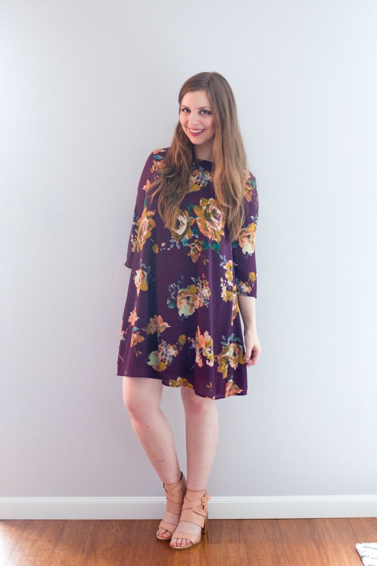 Stitch Fix February 2016 Review // Everly Emilee Dress // Hello Rigby Seattle Fashion & Style Blog