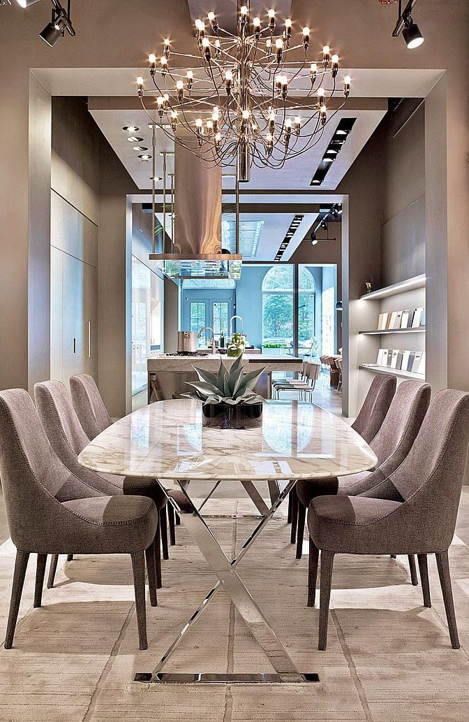 Grey Dining Rooms A Room Will Give To The Classic Feling