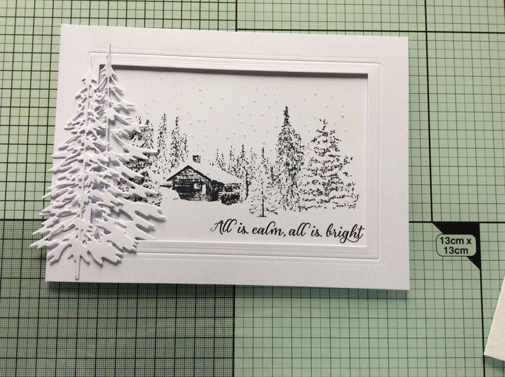 скрап открытки новогодние минимализм сочетать цвету одежду