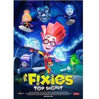 Film Gündemi: Tamircikler: Gizli Görev (2017): Animasyon The Fixies: Top Secret (2017) isimli Rusya yapımı #animasyon 1 Aralık 2017 tarihinde vizyona giriyor. #tamirciklergizligörev #thefixiestopsecretmovie