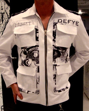DEFYE Clothing.... Awesome designer brand... Acronym for DEFine Your own Existence!!!!: Awesome Design, Defying Com, Golf Men, Design Branding, Defying Clothing, Defy Clothing
