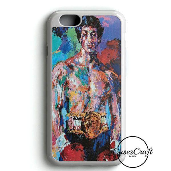 Stallone Rocky Balboa Art iPhone 6/6S Case   casescraft