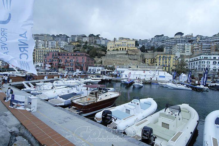27° Edizione Navigare 2015 – Napoli – Circolo Nautico Posillipo - Guarda la photogallery completa su www.ilgommone.net
