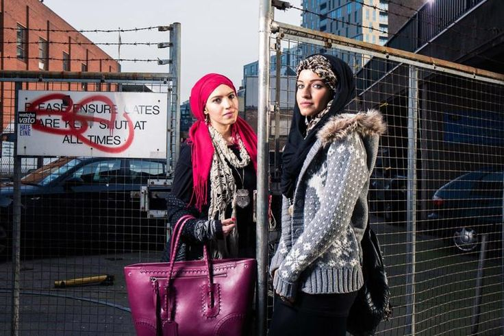Meet the Mipsterz: hipsters in hijabs