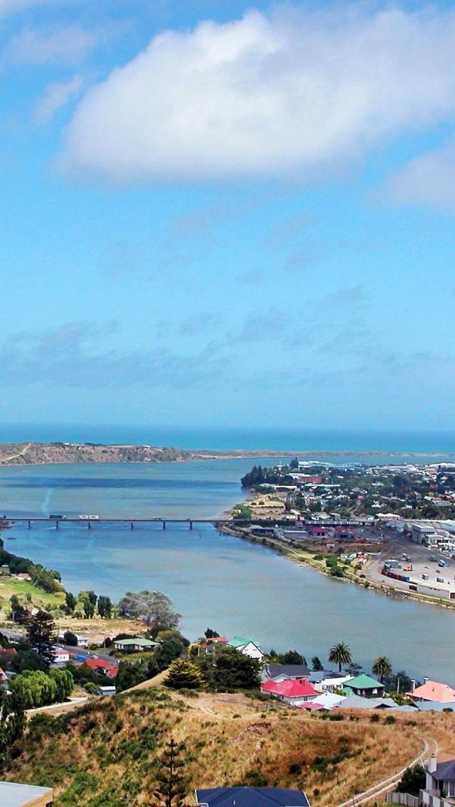 My home town - Wanganui, North Island, New Zealand
