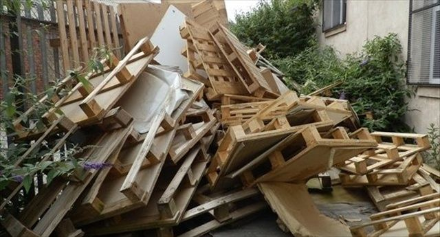 Ideas on where to get pallets for DIY projects