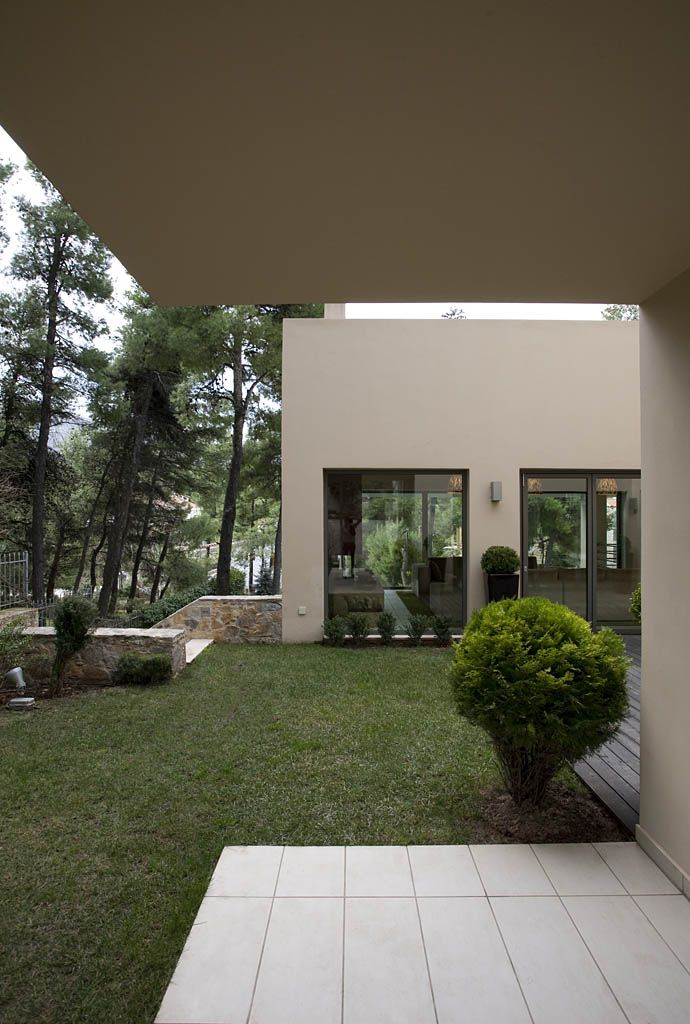 The Open House - Garden design by Stirixis Exclusive