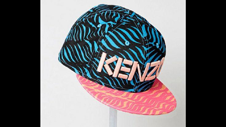 Kenzo caps @Labels Sittard