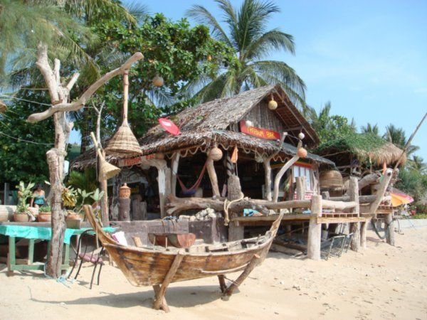Koh lanta freedom bar asia travel pinterest for Decoration koh lanta