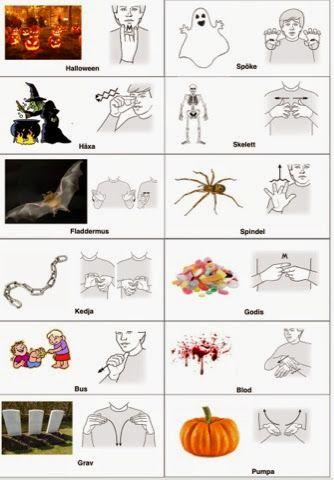 Halloween-arkiv - Tecken som stöd - Toppbloggare på Womsa