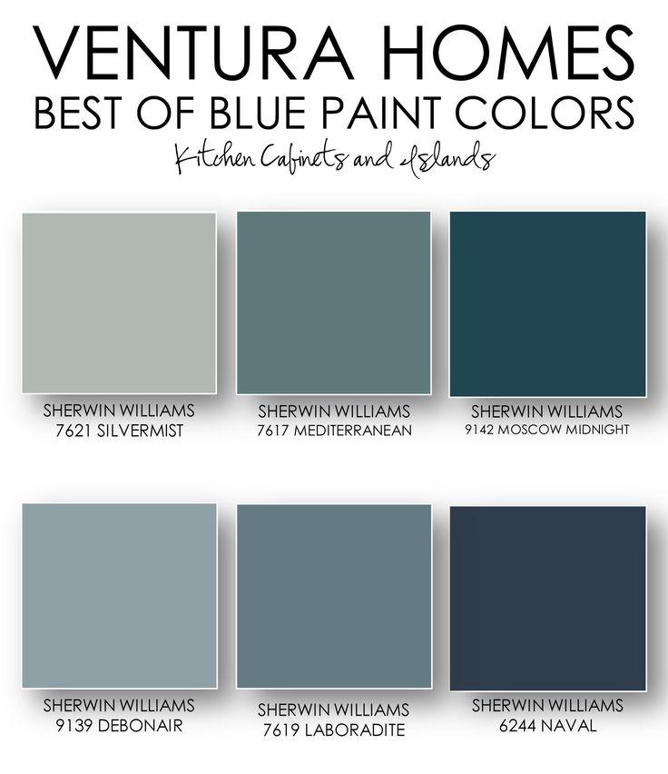 Best 25+ Best blue paint colors ideas on Pinterest | Best ...