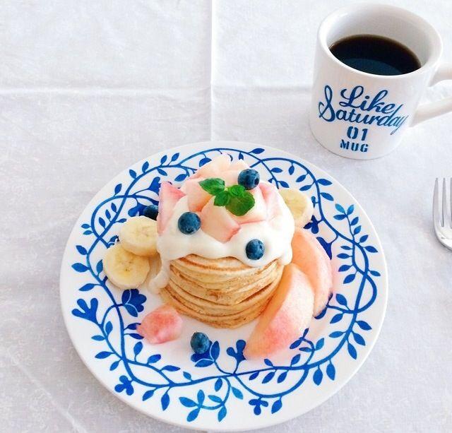 Pancakes morning
