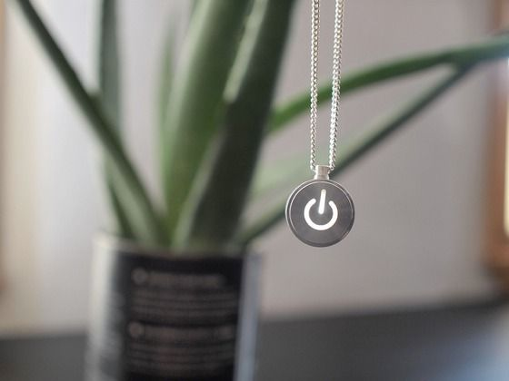 That's a necklace I'd wear all the time!