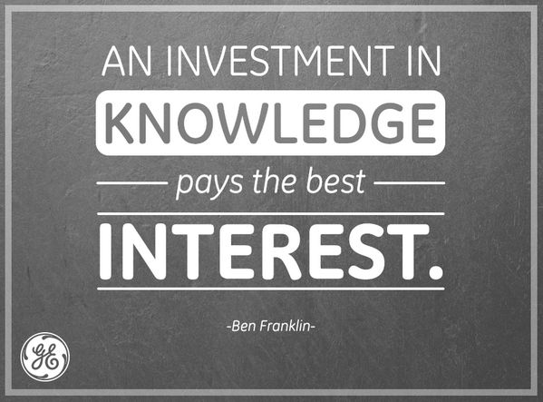"""""""An investment in knowledge pays the best interest."""" Ben Franklin knowledge quote #knowledge #quotes"""