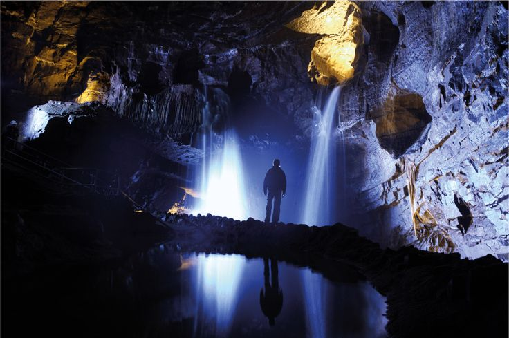 Dan yr Ogof, The National Showcaves Centre for Wales, near Ystradgynlais  - Regional tourism winner (South West Wales)