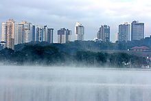 2010 Curitiba was awarded the Globe Sustainable City Award; best place to live in Brazil