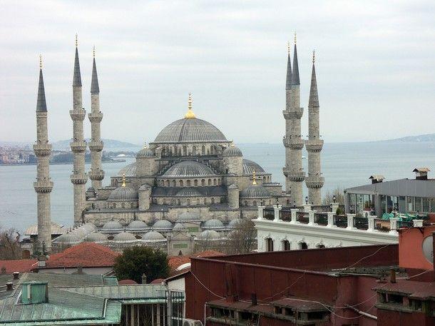 Голубая мечеть в стамбуле – жемчужина Турции