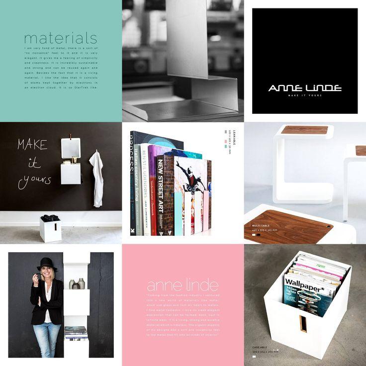 Image Brochure Page 1 - Anne Linde