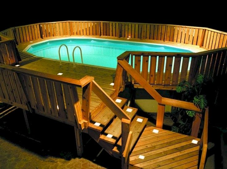 25+ Best Above Ground Pool Cost Ideas On Pinterest