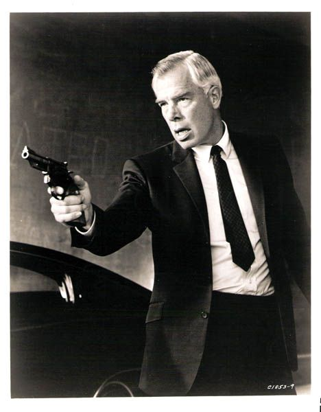 "POINT BLANK (1967) - Lee Marvin (pictured) - Angie Dickinson - Keenan Wynn - Carroll O'Connor - Lloyd Bochner - Michael Strong - Based on the novel, ""The Hunter"" by Richard Stark - Directed by John Boorman - MGM - Publcity Still."