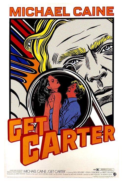 'Get Carter' - 1971 film poster