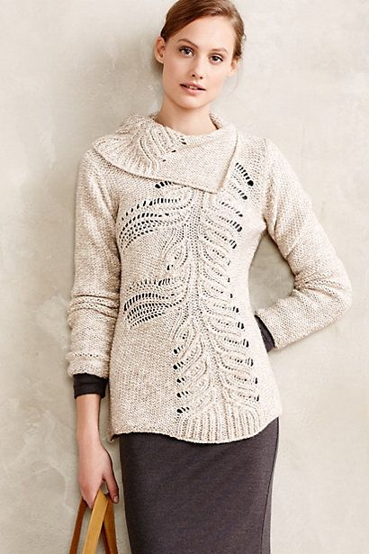 Beautiful sweater tunic #anthrofave http://rstyle.me/n/swb4inyg6
