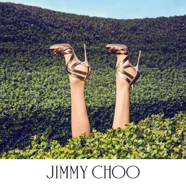 Jimmy Choo Metallic Gorgeousness