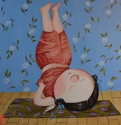 child's bedroom, painting children's room