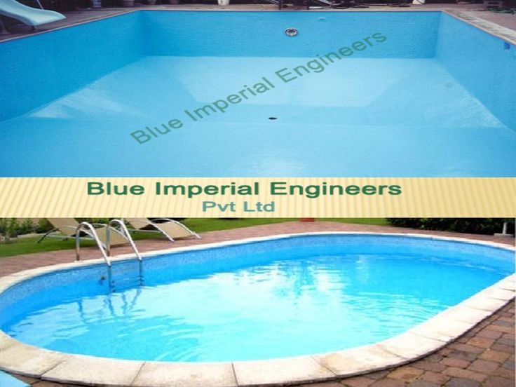 We Are Offering The Best Water Proofing Services Of Swimming Pool In Noida,  Delhi,