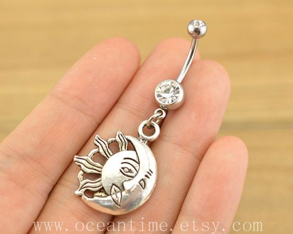 11 best images about belly button rings on pinterest for Belly button jewelry store