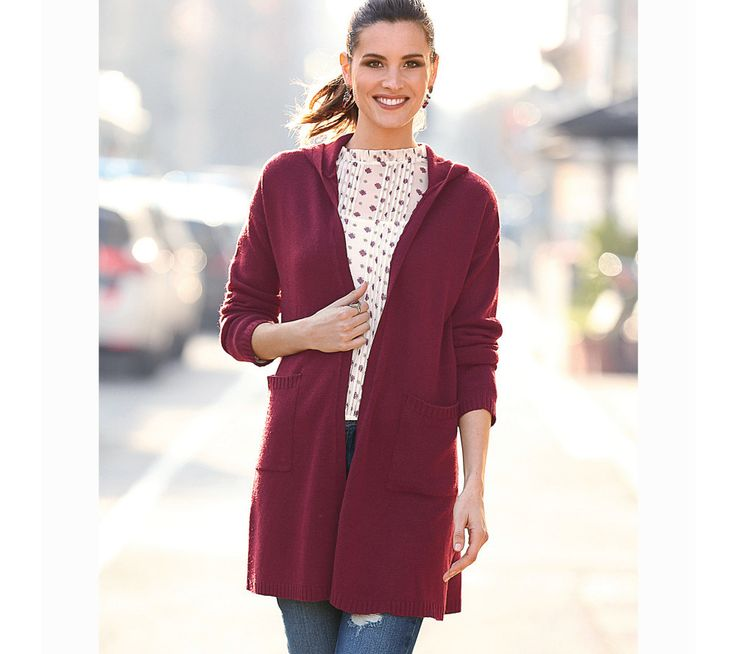 Svetr s kapucí | modino.cz #modino_cz #modino_style #style #fashion #newseason #autumn #fall