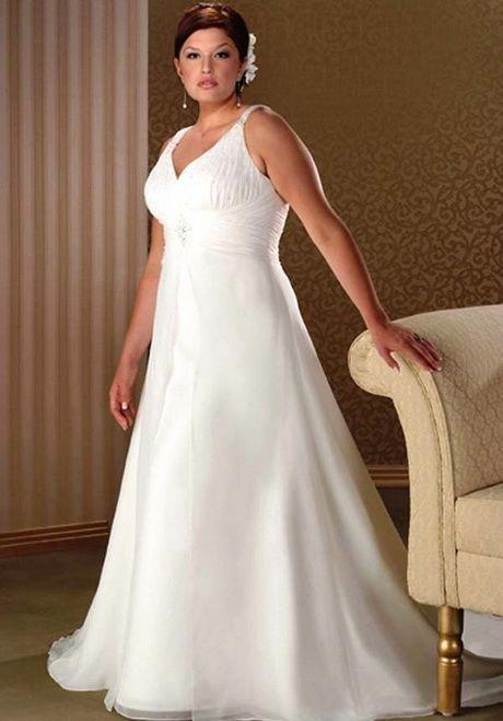 84d7edb779e Cheap plus size wedding dresses under 100  plussizeweddingreal ...