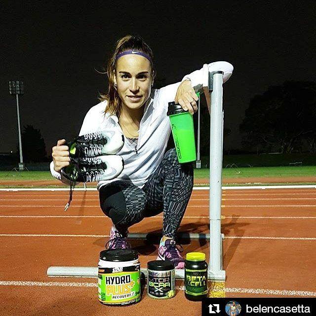 @belencasetta esta lista para dejar dejar todo en cada competencia!💪💪🙌#starNutrition #GreenTeam#Repost ・・・Gracias @starnutrition.oficial por acompañarme en estas competencias y entrenamientos. 😉😉...#Nike #NikeWomen #justdoit #todoesposible #steeplechase #athletic #starnutrition #runner #crecebajopresion