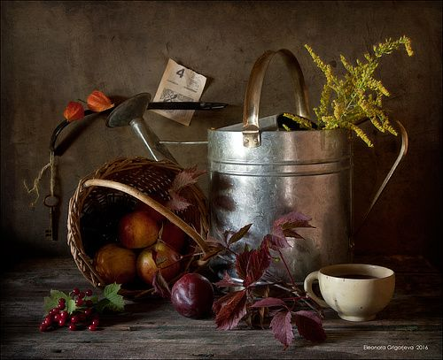 35PHOTO - Eleonora Grigorjeva - Листок календаря