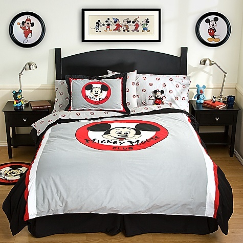 Mickey Mouse Club Duvet Cover I Want I Used To Have An Adult