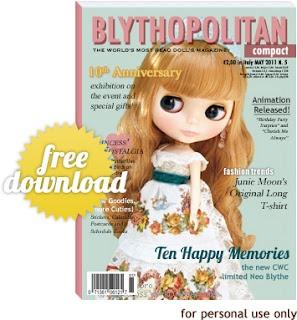 Blythopolitan mini mag free to download.  Thanks hellomomo123!