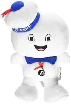 """ToyHo.com - Ghostbusters 9"""" Talking Plush: Stay Puft Marshmallow Man, Happy"""