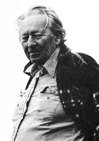 Gregory Bateson, thinking in new ways.