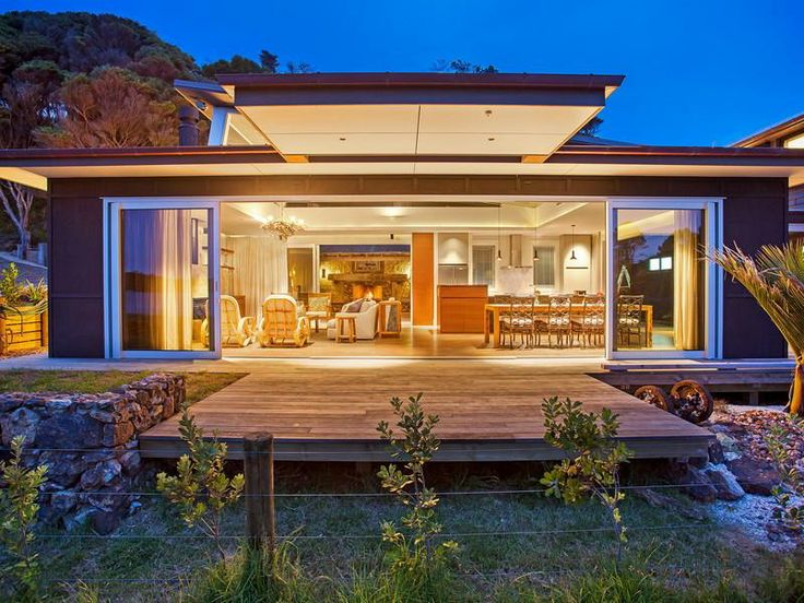 Best Sothebys Intl Realty Homes Images On Pinterest - An amazingly beautiful modern waterfront house from new zealand