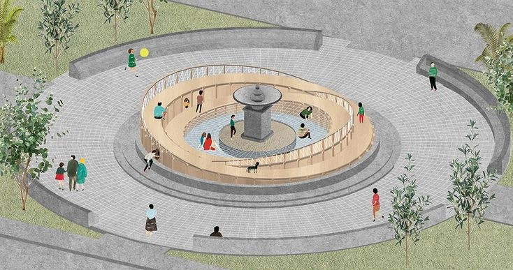 """""""Urban Toys"""" Designed to Reactivate Underused Public Spaces in Mexico City"""