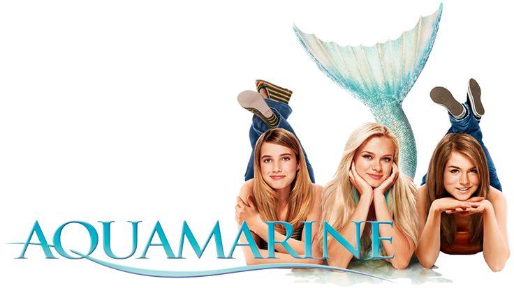 Resultado de imagem para aquamarine filme logo png