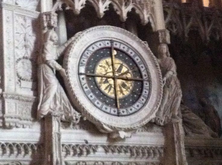 Horloge - Chartres
